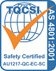 AS 4801 Certification Mark