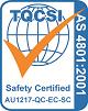 AS 4801 Certification Mark